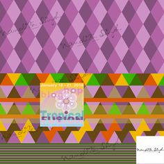 life is crafty......the surface pattern design blog: Tropical Fusion... Bloghop 2014 !