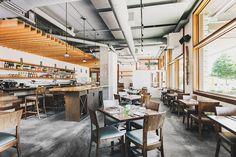 Copine Restaurant by Olson Kundig Architects near Seattle's downtown, US | Yatzer