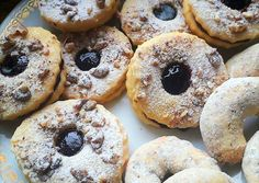 My Recipes, Recipies, Small Cake, Cookie Jars, Doughnut, Biscuits, Muffins, Cookies, Food
