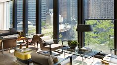 The Langham, Chicago, US. Search command in Amadeus: HLCOCHI