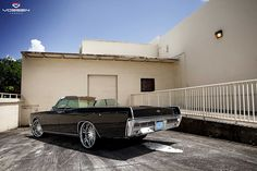 '66 Lincoln Continental -- part 2