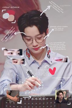 Kpop, Doe Eyes, Korean Boys Ulzzang, Face Swaps, Guan Lin, Lai Guanlin, Gorgeous Eyes, How To Make Hair, Getting Back Together