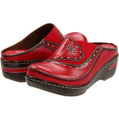 cute and red, but I think they would look like boats...