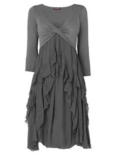 Phase Eight Kells Dress, Grey
