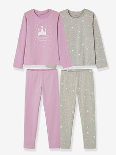 Pyjamas The Cheapest Price Jam Jam Pyjama 2 Pièces Haut Et Bas Fille 6 à 23 Mois Motif Fée Pailletée. Vêtements Filles (0-24 Mois)