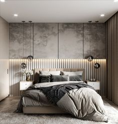 Men's Bedroom Ideas Masculine Interior Design - home -
