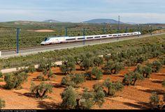 RailPictures.Net Photo: Renfe Bombardier-Talgo 102 at Sevilla., Spain by Jesus Portas