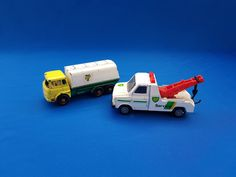 BP petrol, petrol tanker, wrecker car, truck cars model,  bp model, lesney products, matchbox toy, corgi car, GT Britain car, Ford Transit