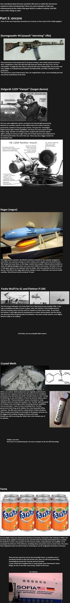 Nazi Wonder Weapons PART 5