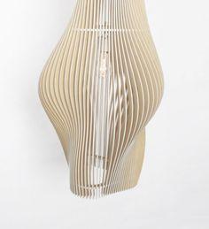 Clove Lamp by Matt Hutchinson (CCA Architecture faculty member)
