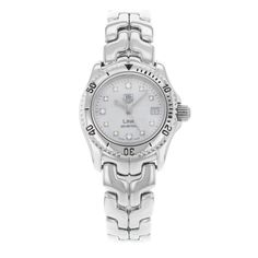 TAG Heuer Link WT1418.BA0561 Steel & Diamonds Quartz Ladies Watch