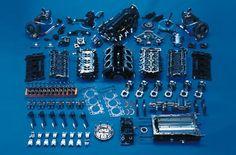 Honda RA168E twin-turbo V-6 1.5 litre Formula One engine