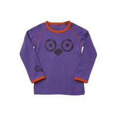 ej sikke lej Owl T-shirt
