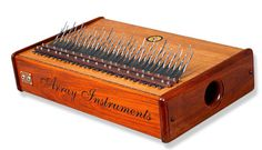 Array mbira, these are such beautiful instruments...I am attempting to build one myself