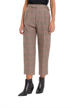 9b5cb4c81b46be 32 Best checkered trousers images in 2019