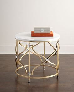 Althea Side Table at Neiman Marcus.