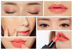 How to Wear Makeup like Wonder Girls Yoobin How To Wear Makeup, Simple Makeup Tips, Asian Eye Makeup, Asian Eyes, K Beauty, That Look, Make Up, Lipstick, Cosmetics