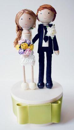 Favorite wedding decor ideas via DaWanda - read more: http://www.hummingheartstrings.de/?p=11653