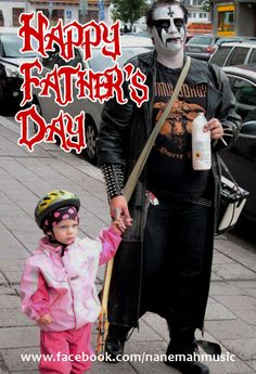 Happy Father's Day \m/