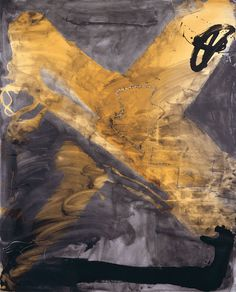 Antoni Tàpies, Vernís rascat (Scraped Varnish), 1983. Fundació Antoni Tàpies. Spanish Painters, Spanish Artists, Abstract Expressionism, Abstract Art, Picasso Cubism, Art Thou, Contemporary Paintings, Mixed Media Art, Painting Inspiration