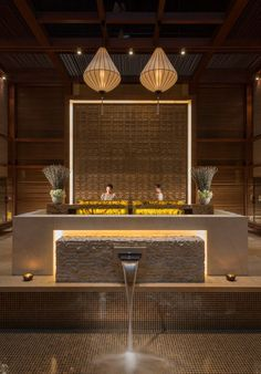 Le spa du Four Seasons Hotel Beijing, entre authenticité et modernité Spa Design, Spa Interior Design, Restaurant Interior Design, Hotel Lobby Design, Spa Luxe, Luxury Spa, Luxury Hotels, Spas, Day Spa Decor