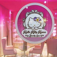 Hello Kitty Beauty Spa Bangkok