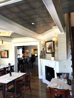 The Pointe Restaurant at Crowne Pointe Historic Inn & Spa,  Provincetown MA