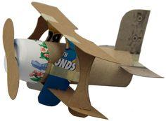 mini-biplane