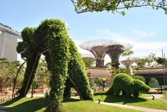 By the Bay Gardens, Singapur