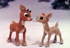 rudolph! my favorite Christmas show!