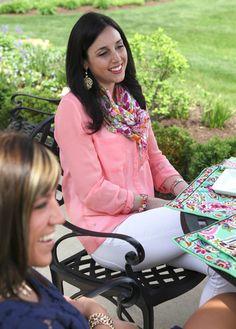 Vera Bradley Table Talk: Brides-to-be