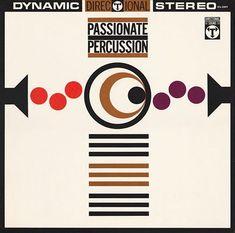 Passionate Percussion album cover by Sam Suliman.