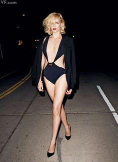 Charlize Theron by Terry Richardson