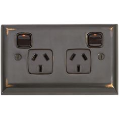 5659Double Power AC Brown