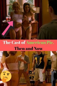 In American Pie was a surprise hit that didn't just kickstart a franchise of sequels, but also changed teen movies altogether. Weird Facts, Fun Facts, Then Vs Now, Funny Jokes, Hilarious, Fun Funny, Teen Movies, American Pie, Embarrassing Moments