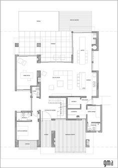 Casa CKN / Giugliani Montero Arquitetos