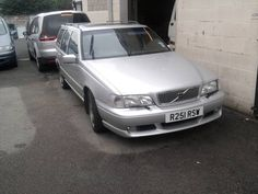 volvo v70r estate 7 seater (1998) (picture 3 of 6)