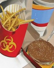 Big Mac Attack | Adbusters Culturejammer Headquarters