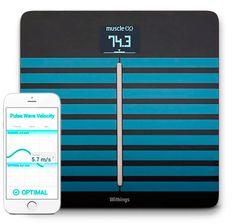 В нашем интернет магазине вы можете купить Смарт-весы Withings Body Cardio (Black) по выгодной цене! Быстрая доставка • бонусы за покупку. Звоните бесплатно ☎ 0 800 20 70 20