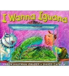 Can Alex convince his mum to let him have an iguana?