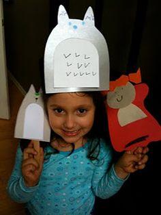 Totoro birthday hats