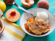Here's how to make the best peach cobbler, no question.