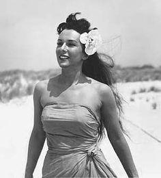 young Eva Gabor