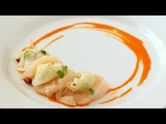 Restaurant plating techniques for home cooks (spoon drag, microgreens, etc). Here is what we are plating in this video: Seared Scallops https://youtu.be/QpRb...
