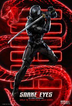 See Movie, Movie List, Samurai Warriors 2, Snake Eyes Gi Joe, Monsters Vs Aliens, Gi Joe Movie, Symbiotes Marvel, Sword Fight, Action Film