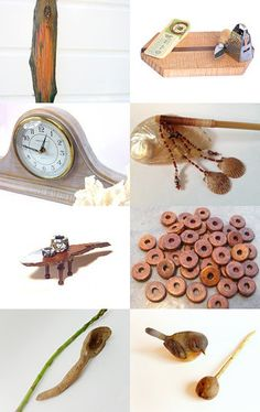 Gifts of wood by Beth on Etsy--Pinned with TreasuryPin.com