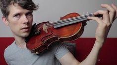 Vibrato on the Violin - Basic exercises