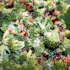 Fresh Broccoli Salad | Food and Recipes