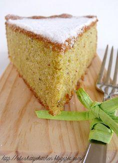 Torta pasta di mandorle e pistacchi by Elisakitty's Kitchen, via Flickr
