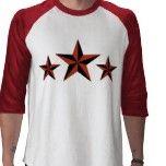 Rockabilly Star Tee Shirt